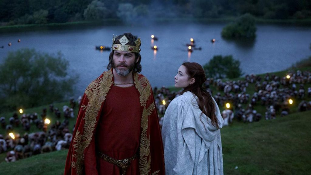 Critique : Outlaw King - Le roi hors-la-loi